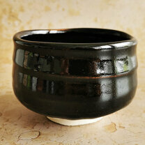 TENMOKU MATCHA TEA BOWL 300ml