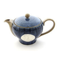 """CIRCLE U-BLUE"" TEAPOT 500ml"