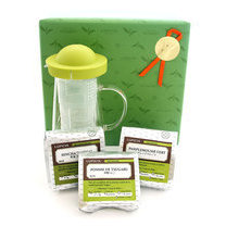 """Iced green teas"" Gift set"