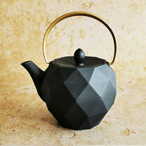 ORIGAMI TEAPOT 320ml - GOLD