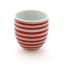 """KOBO"" TEACUP - Red"