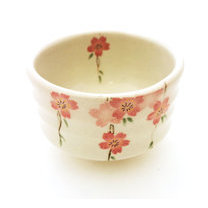 SHIDARE SAKURA MATCHA TEA BOWL 300ml