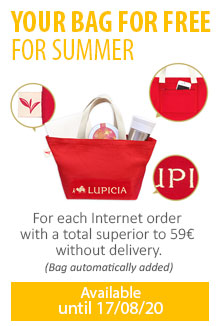1 LUPICIA BAG FOR FREE
