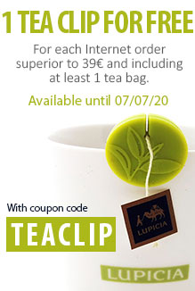 1 tea clip for free